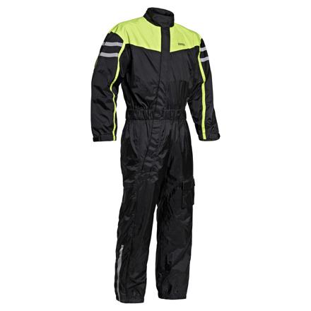 Rain Suit - Zwart-Fluor