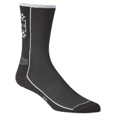 Wembley Socks - Zwart-Wit