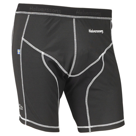 Halvarssons Light Short Boxer, Zwart (1 van 1)
