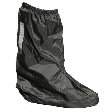 Regenover boots - Zwart