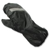 Regenoverhandschoen - Zwart