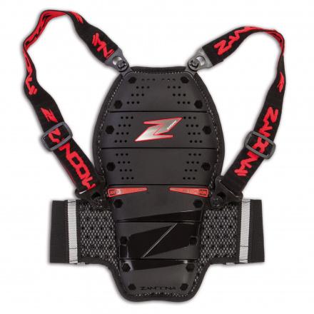 Spine X7 Kids - Zwart-Rood
