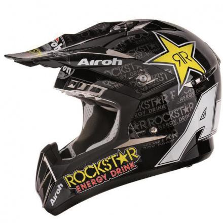 CR901 Rockstar - Zwart-Geel