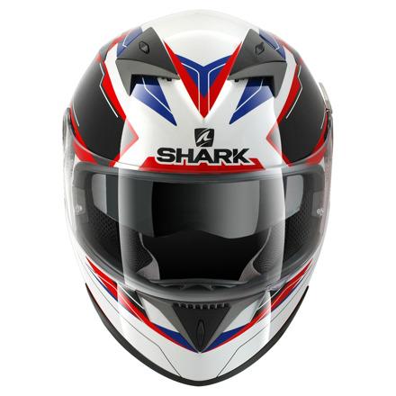 Shark S700 S Pinlock Lab, Wit-Zwart-Rood (2 van 3)