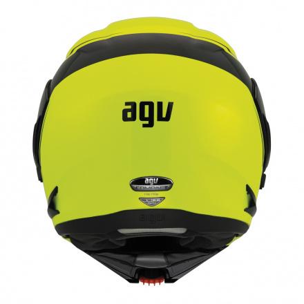 AGV Compact Course (Pinlock), Geel-Zwart (5 van 7)