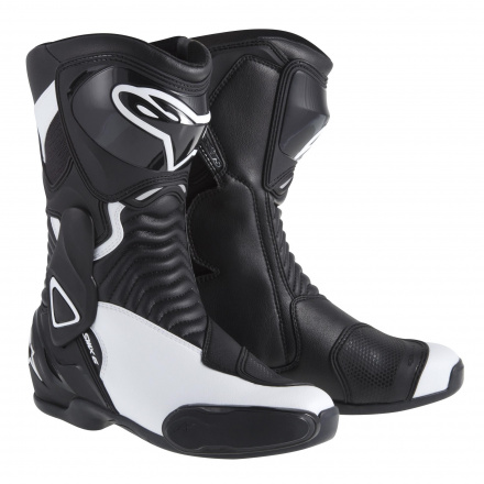 Alpinestars S-MX 6 (Stella/Ladies), Zwart-Wit (1 van 1)