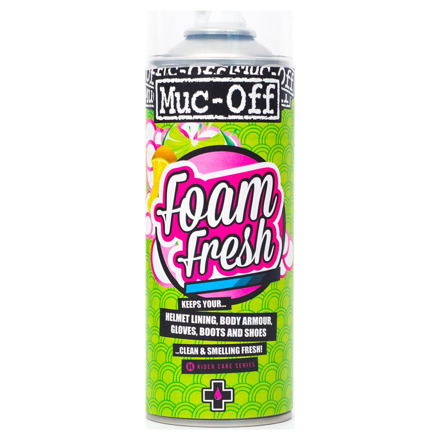 Muc-Off Helm Foam Fresh 400 ml, N.v.t. (1 van 1)
