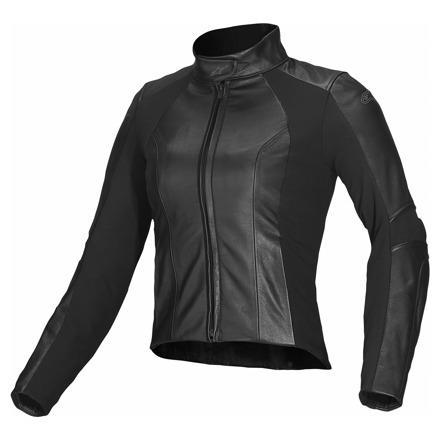 Alpinestars Vika Jacket (Stella/Ladies), Zwart (1 van 1)