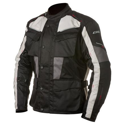 GC Bikewear Tiger 2, Zwart-Grijs (1 van 3)