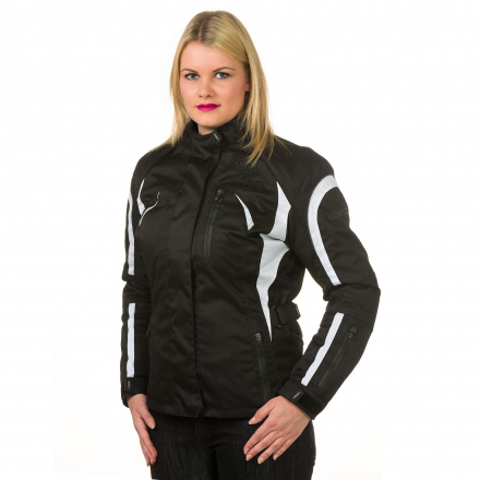 GC Bikewear Lynn (Ladies), Zwart-Wit (3 van 3)