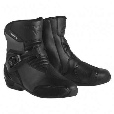 S-MX 3 - Zwart