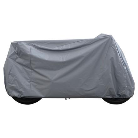 Motorhoes Garage - Grijs