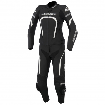 Motegi 2pc combi (Stella/Ladies) - Zwart-Wit