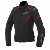 Gunner Waterproof (Stella/Ladies) - Zwart-Roze