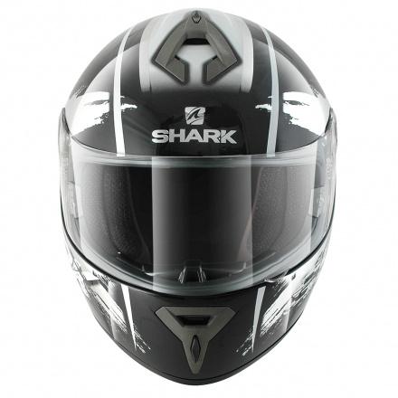 Shark S600 Exit (Pinlock), Zwart-Zilver-Wit (2 van 2)