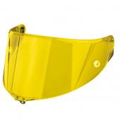 Vizier  Race 2 Pinlock Ready (Pista, Corsa, GT Veloce) - High Definition geel, anti-kras