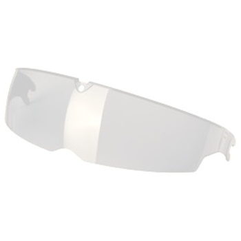Zonnevizier  (Vision-R GT Carbon, Vision-R, Explore-r, RSJ, - Licht chrome, anti-kras