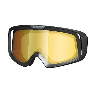 Goggle-lens (Raw, Vancore, Explore-R) - Irridium Goud, anti-kras