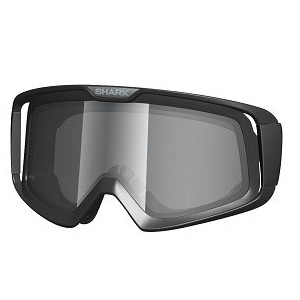Goggle-lens (Raw, Vancore, Explore-R) - Irridium Chrome, anti-kras