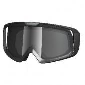 Goggle-lens (Raw, Vancore, Explore-R) - Donker getint, anti-kras