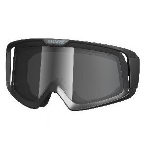 Shark Goggle-lens (Raw, Vancore, Explore-R), Donker getint, anti-kras (1 van 1)