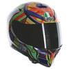 AGV K-3 SV Rossi Five Continents (Pinlock), Multi (Afbeelding 1 van 5)