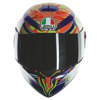 AGV K-3 SV Rossi Five Continents (Pinlock), Multi (Afbeelding 2 van 5)