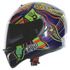AGV K-3 SV Rossi Five Continents (Pinlock), Multi (Afbeelding 3 van 5)