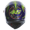 AGV K-3 SV Rossi Five Continents (Pinlock), Multi (Afbeelding 4 van 5)