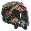 AGV K-3 SV Rossi Five Continents (Pinlock), Multi (Afbeelding 5 van 5)