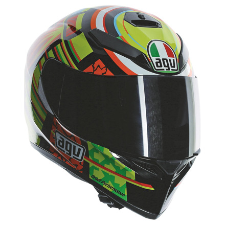 AGV K-3 SV Rossi Elements (Pinlock), Multi (1 van 5)