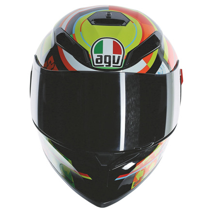 AGV K-3 SV Rossi Elements (Pinlock), Multi (2 van 5)