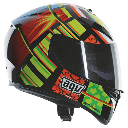 AGV K-3 SV Rossi Elements (Pinlock), Multi (5 van 5)