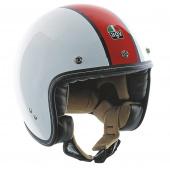 RP60 B4 De Luxe - Wit-Rood