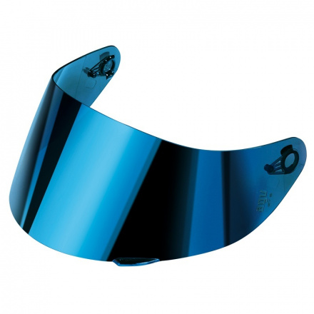 Vizier  GT2 Numo (Compact) - Irridium Blauw, anti-kras
