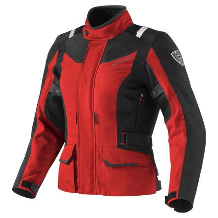 Voltiac Ladies - Rood-Zwart
