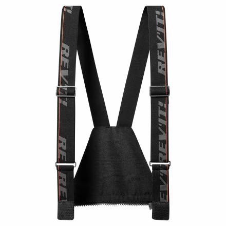 REV'IT! Suspenders Strapper bretels, Zwart (2 van 2)