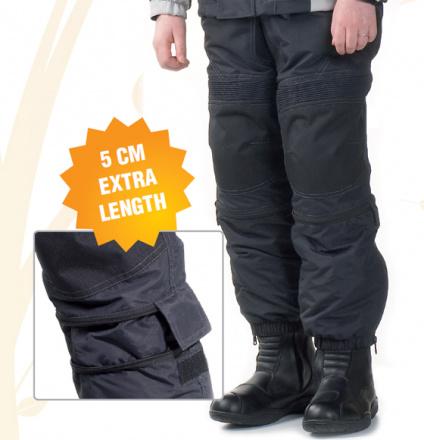 GC Bikewear Kids motorbroek, Zwart (5 van 5)