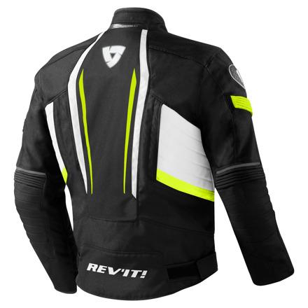 REV'IT! Raceway, Zwart-Neon Geel (2 van 2)