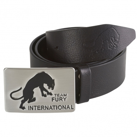 Team Fury belt - Zwart