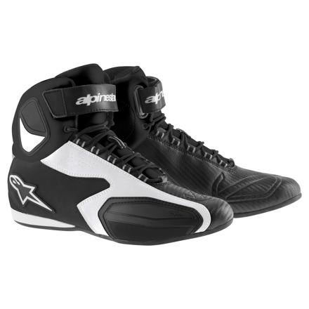 Alpinestars Faster Shoe, Zwart-Wit (1 van 1)