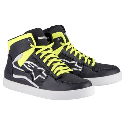 Stadium Shoes - Zwart-Fluor-Rood
