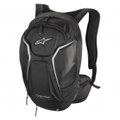 Tech Aero Back Pack - Zwart-Wit