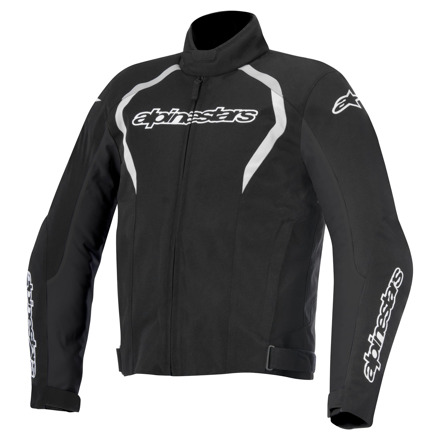 Alpinestars Fastback Waterproof, Zwart-Wit (1 van 1)