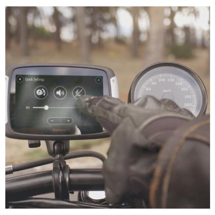 TomTom Rider 400 Premium Pack, N.v.t. (7 van 9)
