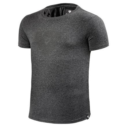 T-Shirt Brantley - Zwart