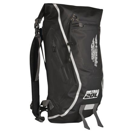 Richa H2O Backpack 20L, Zwart (1 van 1)