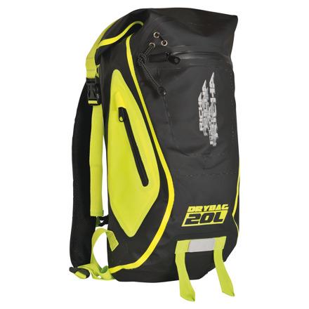 Richa H2O Backpack 20L, Zwart-Fluor (1 van 1)