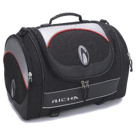 Roll Bag - Zwart-Grijs