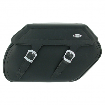 Saddlebags 17 Liter - Zwart